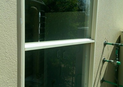 Fixed Window to Awning Coversion